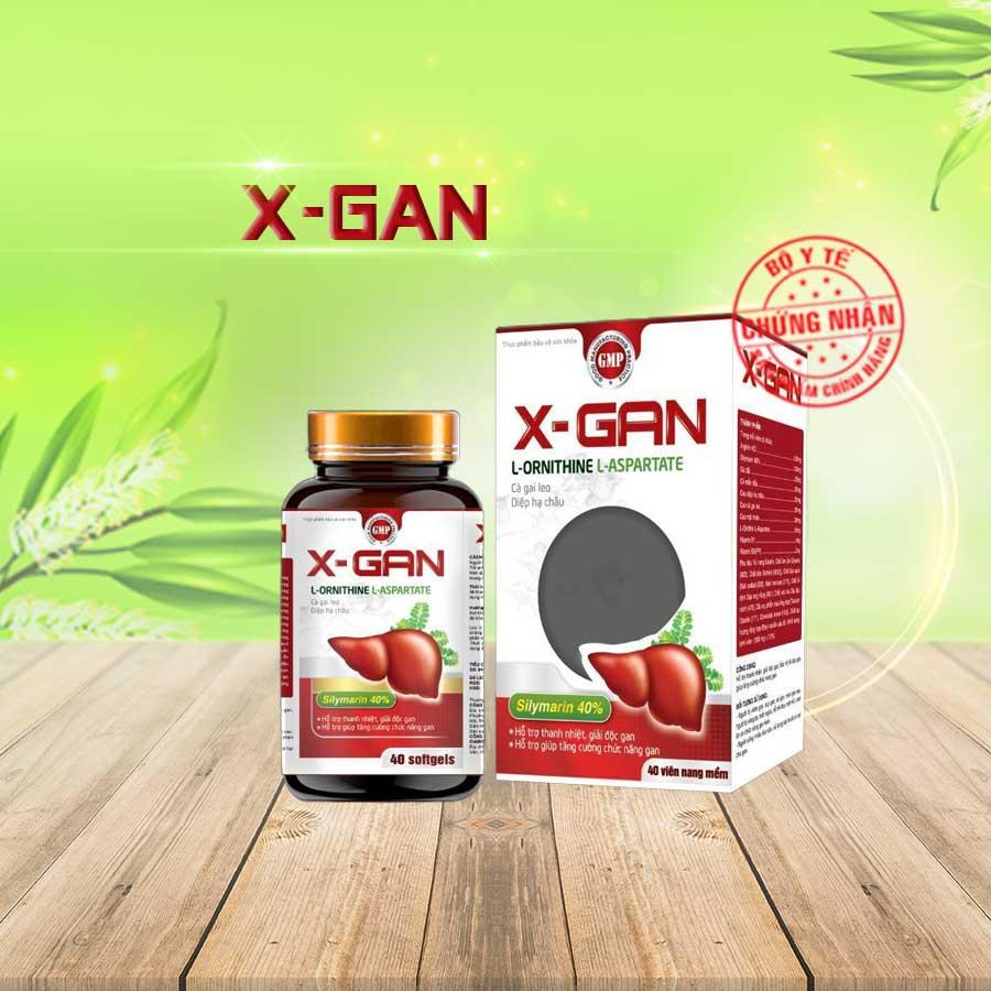 X-GAN